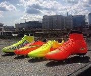 Детские футбольные бутсы Nike, профессиональные футбольные бутсы Adidas